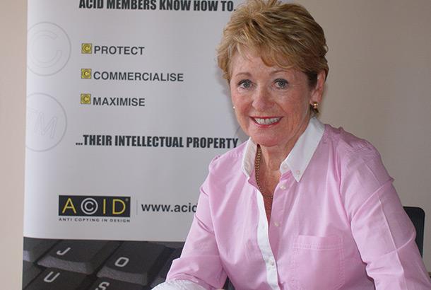 Dids Macdonald - CEO of Anti Copying in Design (ACID)