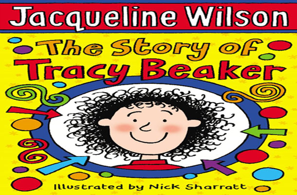 Cover image of The Story of Tracy Beaker