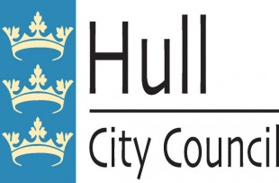 Image of Hull City Council logo.
