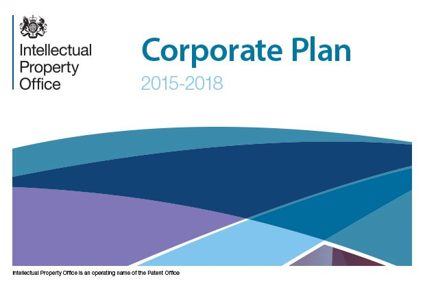 Image of Corporate Plan header