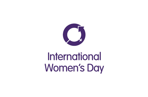 International Women's Day, Sunday 8 March.