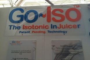 Go~Iso  Juice.