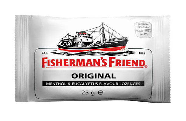 Image of Fisherman's friend.