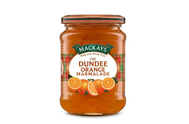Image of Mackays marmalade.