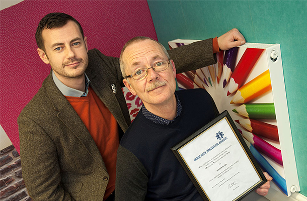 Image of James and John from Radwraps Ltd