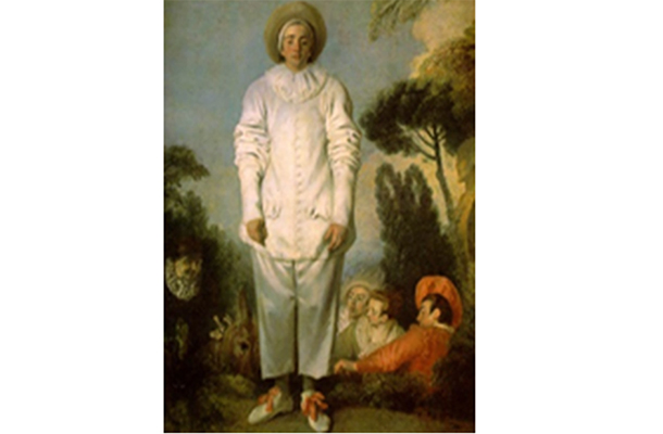 Image of Pierrot – the sad clown