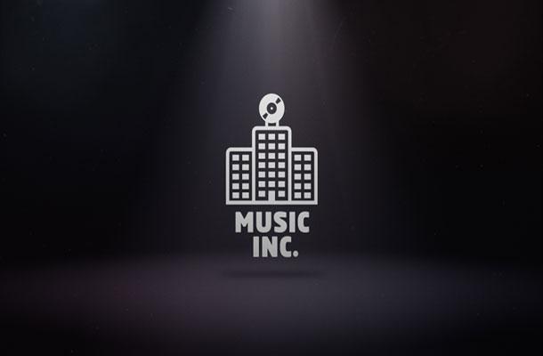 Music Inc. branding.