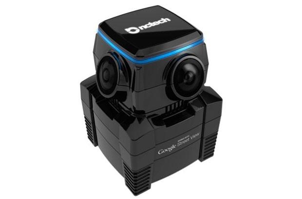 The iris360 camera