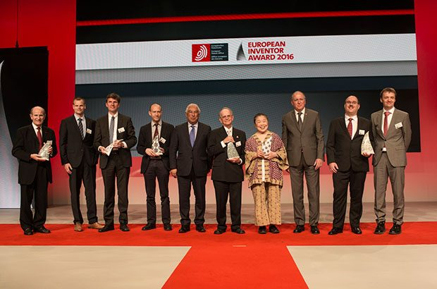 European Inventor Award Winners.