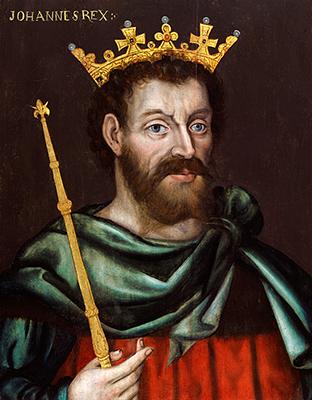 King John.