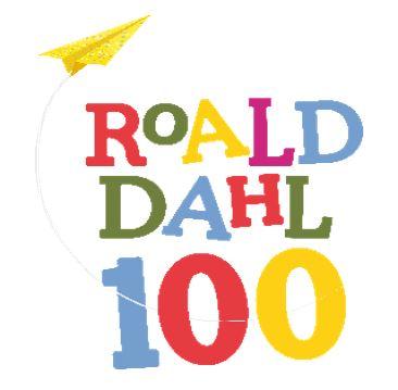 Roald Dahl 100 brand.