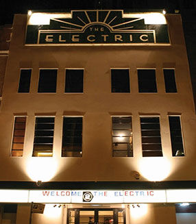 Birmingham's electric cinema