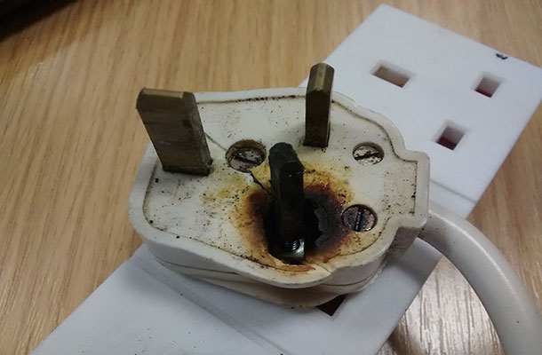 Faulty Electrical Appliances Know The Risks