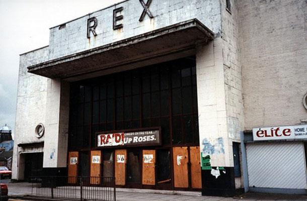 The Rex Aberdare