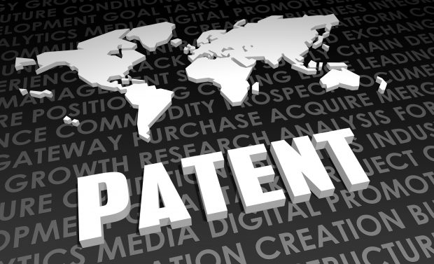 Patent Industry Global Standard on 3D Map