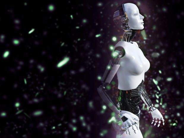 Robot female