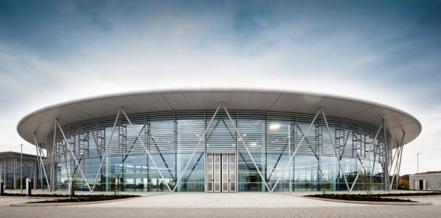 The AMRC factory 2050