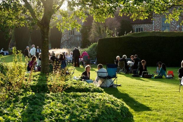 The enchanted forest – Glyndebourne style