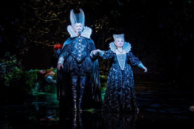 Benjamin Britten's A Midsummer Night's Dream – Glyndebourne Festival 2016