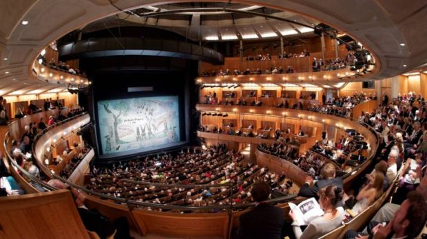 The trade mark opera house