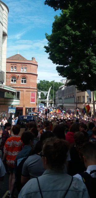 Pride in Bristol