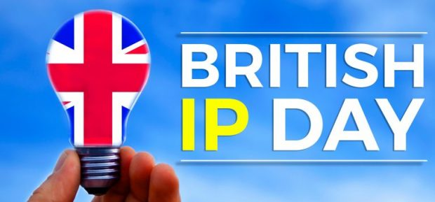 British IP Day logo