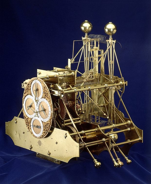 John Harrison's 'H1' (1735) 'one of the great milestones in clock-making history.'