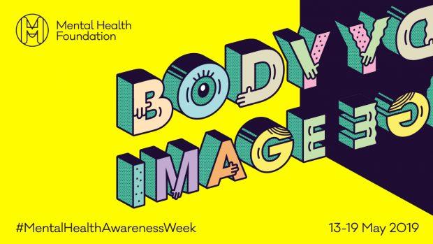 Mental Health awareness week branding