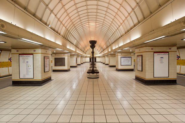 Gants Hill station